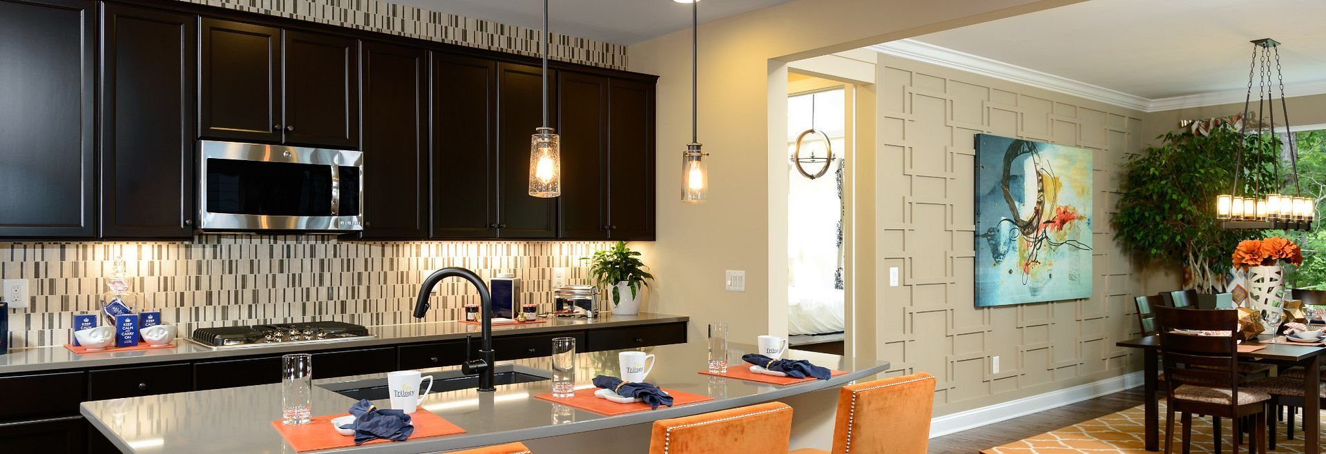 Kitchen featured in the Nice By Shea Homes - Trilogy in Washington, VA
