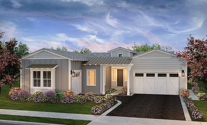 Exterior featured in the Ventana By Shea Homes - Trilogy in San Luis Obispo, CA