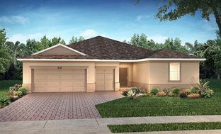 Liberty - Ocala Preserve: Ocala, Florida - Shea Homes - Trilogy