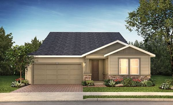 Trilogy at Ocala Preserve Refresh Elevation:Exterior