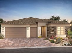 Liberty - Trilogy at The Polo Club: Indio, California - Shea Homes - Trilogy