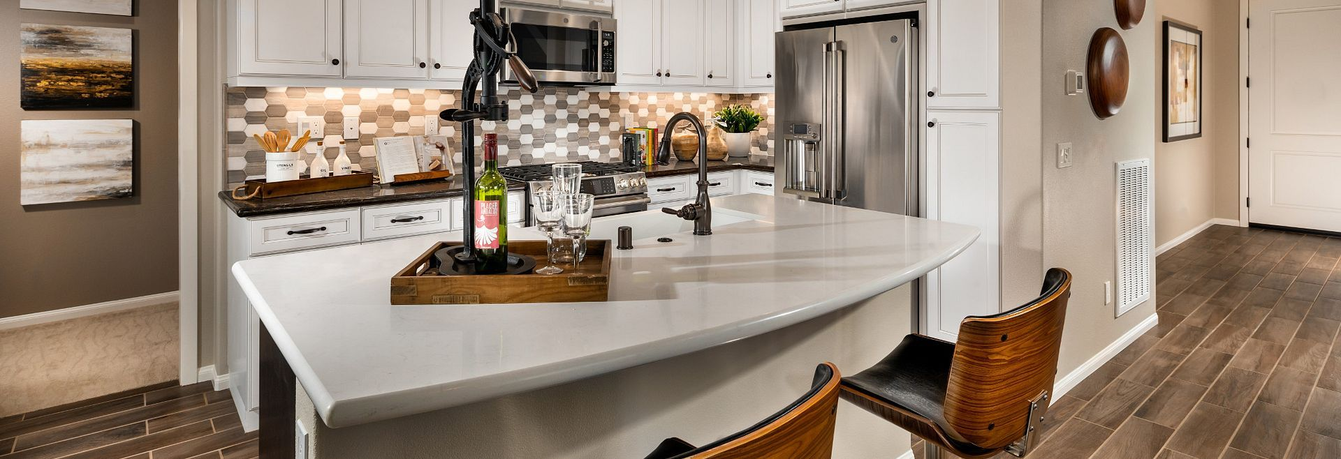 Kitchen featured in the Muros By Shea Homes - Trilogy in Phoenix-Mesa, AZ