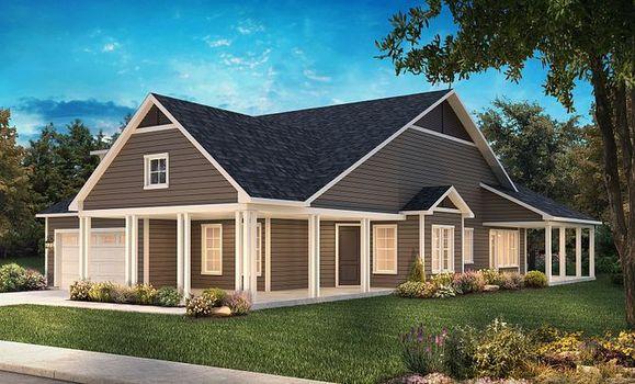 Captivate Exterior C: New Farmhouse:Exterior C: New Farmhouse