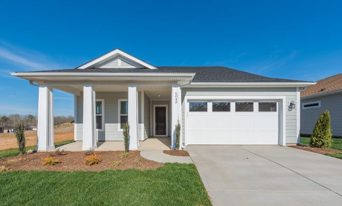 Trilogy Lake Norman Quick Move In Homes Graham Ext:Exterior