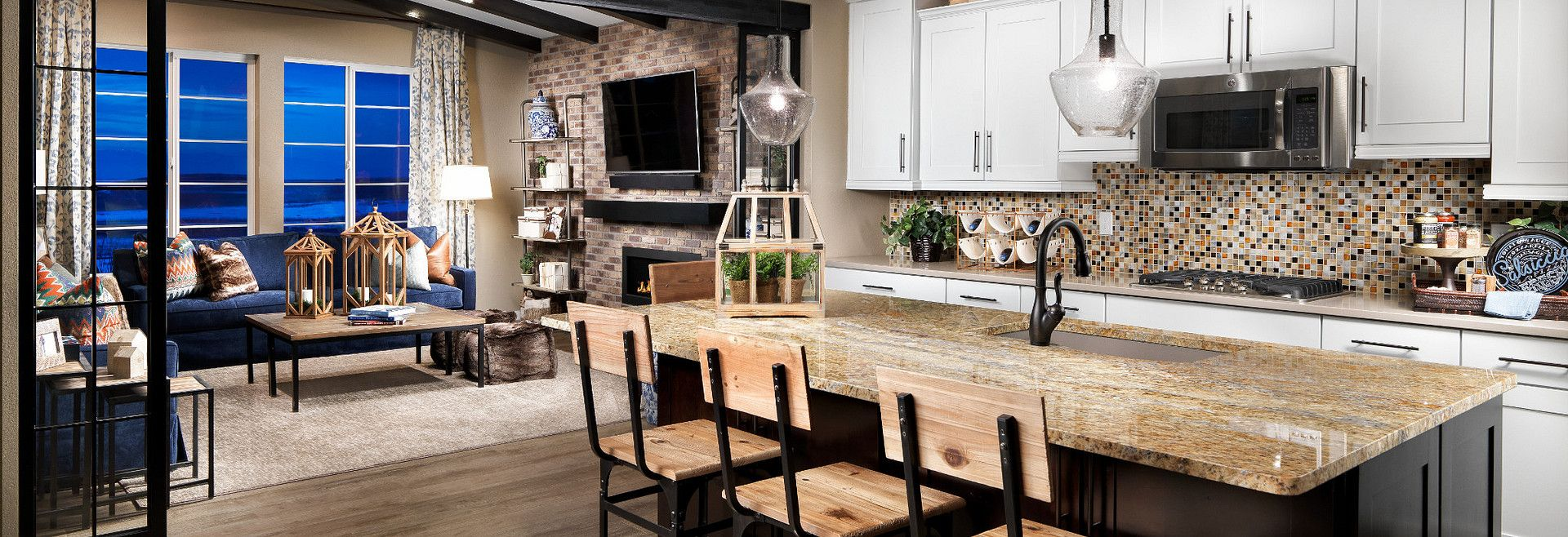 Kitchen featured in the 5204  Torrey Pine By Shea Homes in Denver, CO