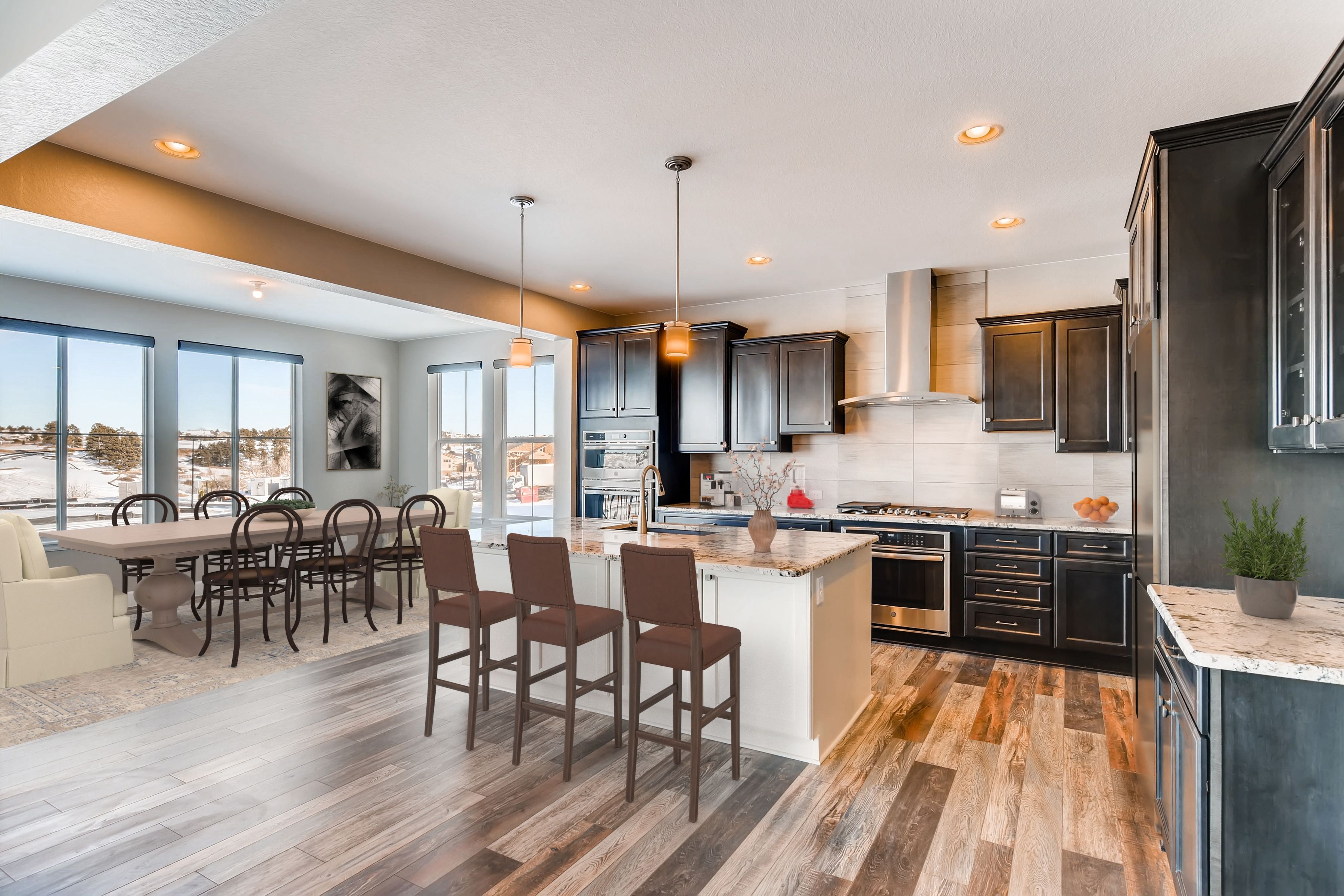 Kitchen featured in the 5216  Pinyon By Shea Homes in Denver, CO