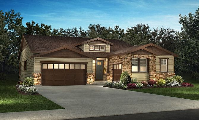 featured in the 5223  Coulter Pine By Shea Homes in Denver, CO