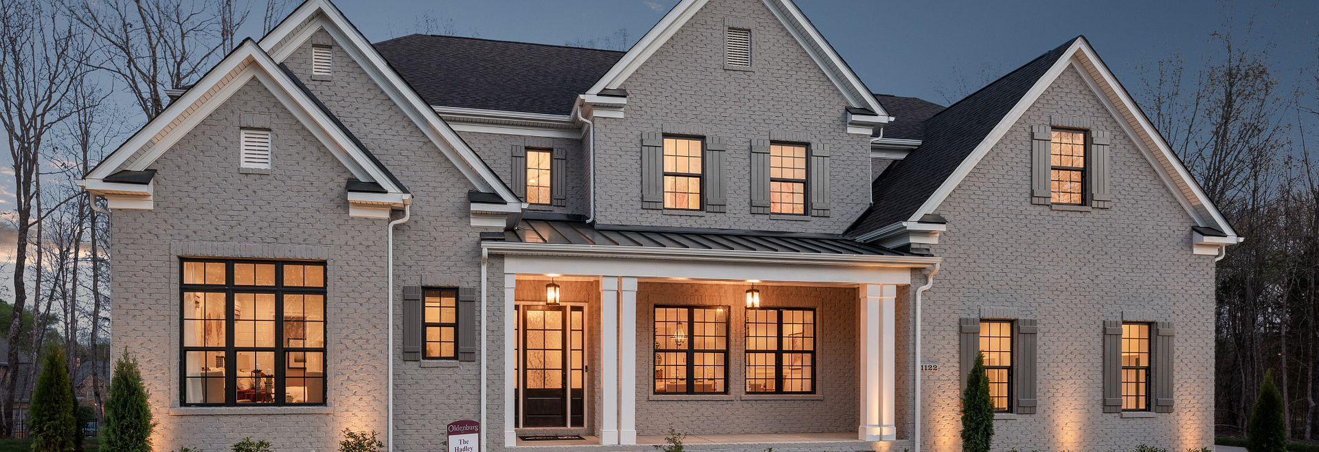 Exterior featured in the Hadley By Shea Homes in Charlotte, NC