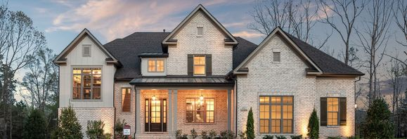 Amherst Model Home