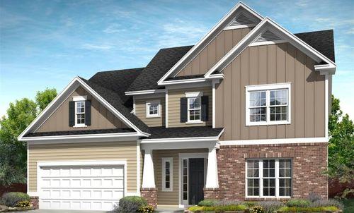 Habersham by Shea Homes in Charlotte South Carolina