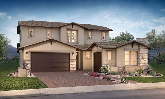 4584 Excite   Inspire At Recker Pointe: Gilbert, Arizona   Shea Homes