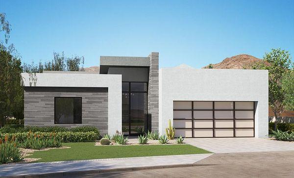 Residence 1 Single Level Style 1:Style 1