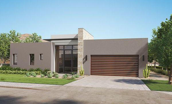 Residence 1 Single Level Exterior 1:Style 1