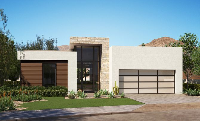 Residence 1 Exterior 2:Style 2