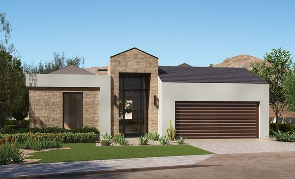 Residence 1 Exterior 3:Style 3