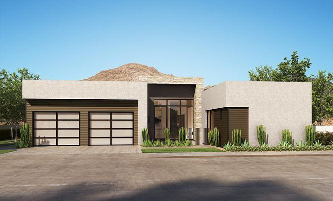 Residence 3 Exterior 2:Style 2