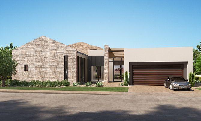Residence 5 Single Level Style 1:Style 1