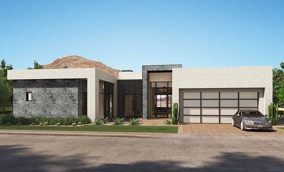 Residence 5 Single Level Style 2:Style 2