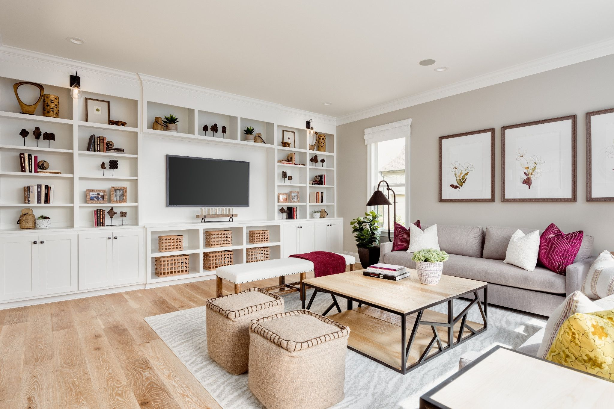 Living Area featured in the Hadley By Shea Homes in Charlotte, NC