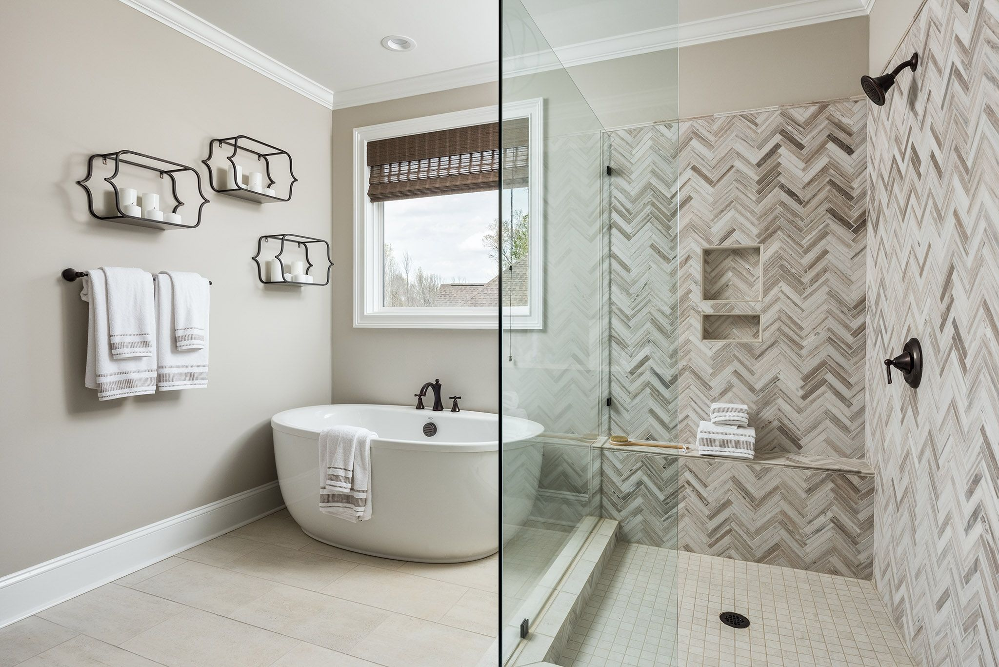 Bathroom featured in the Hadley By Shea Homes in Charlotte, NC