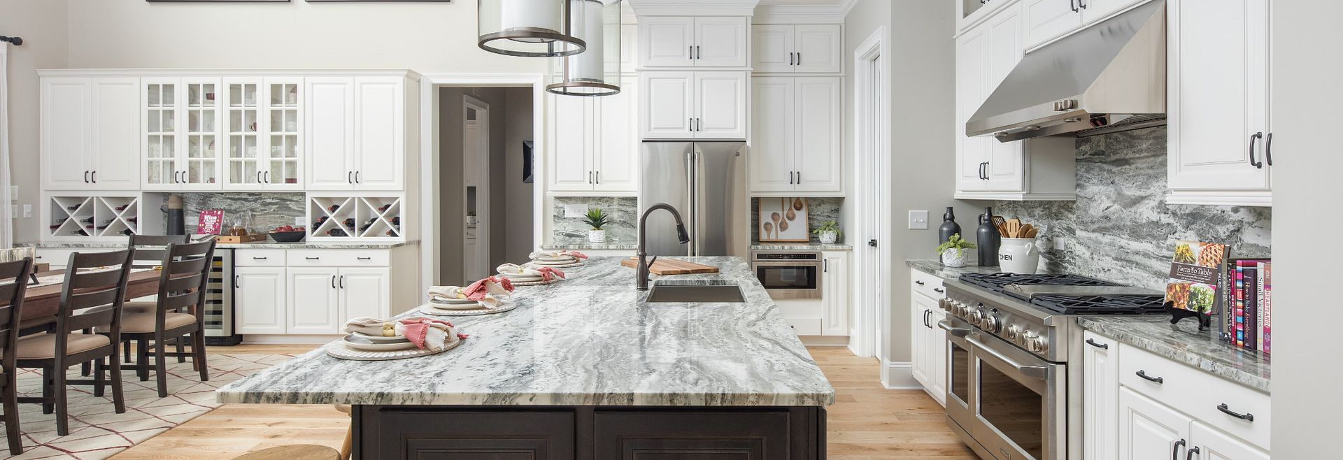 Kitchen featured in the Hadley By Shea Homes in Charlotte, NC