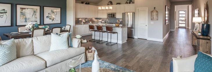 Plan 4039 Living Area
