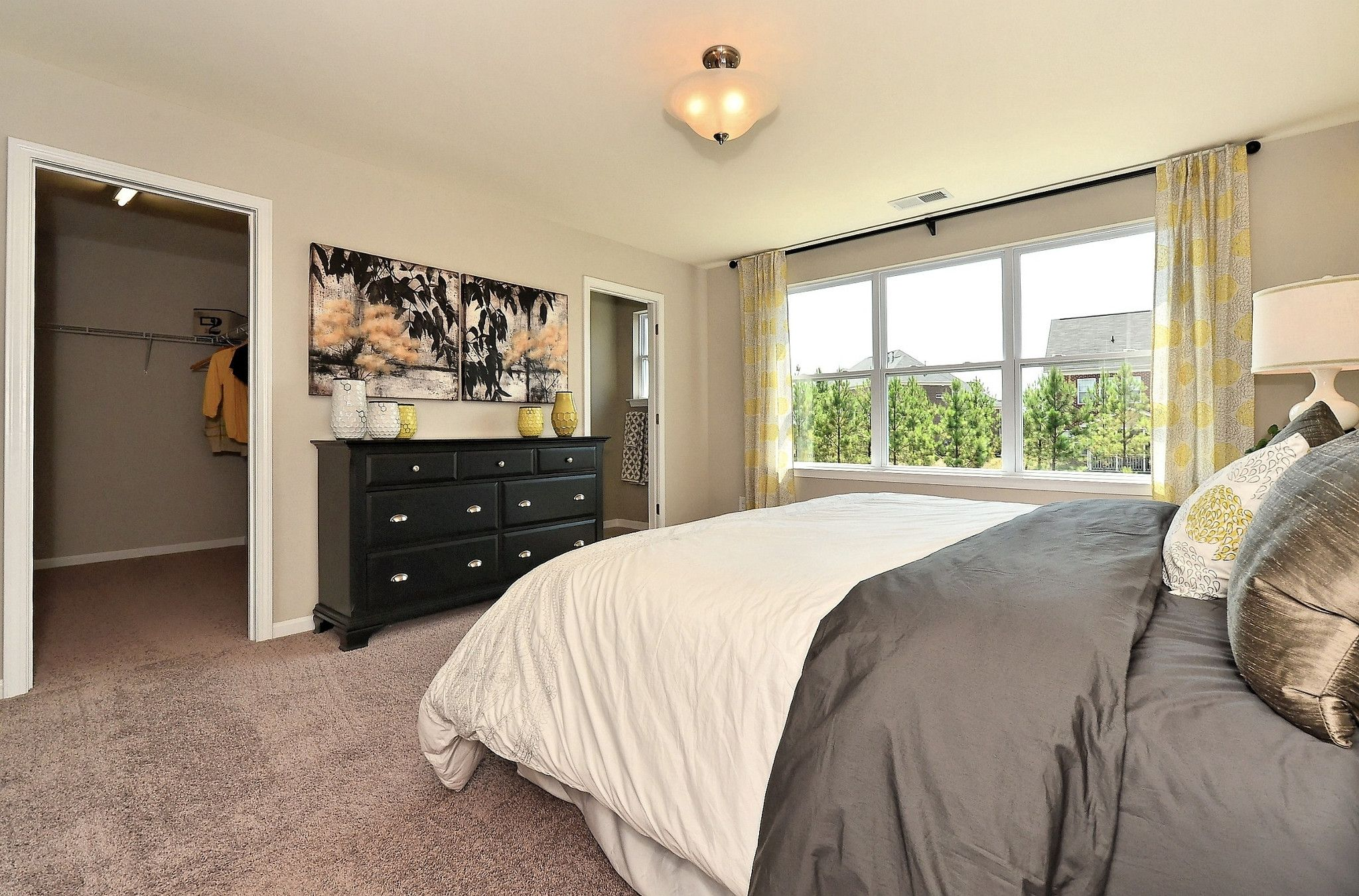 Bedroom featured in the Tensley By Shea Homes in Charlotte, NC