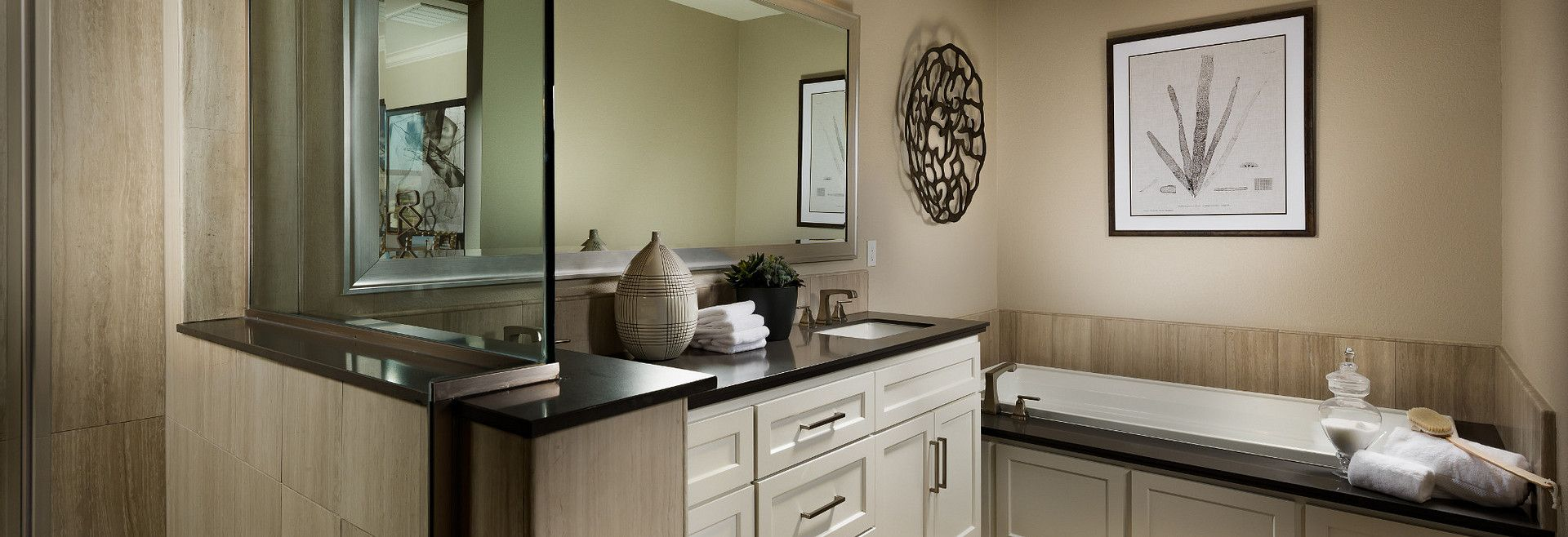 Bathroom featured in the Plan 7 By Shea Homes in Oakland-Alameda, CA