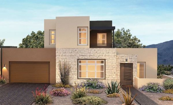 Trilogy Summerlin Splendor Exterior:Splendor Exterior - Colors May Vary