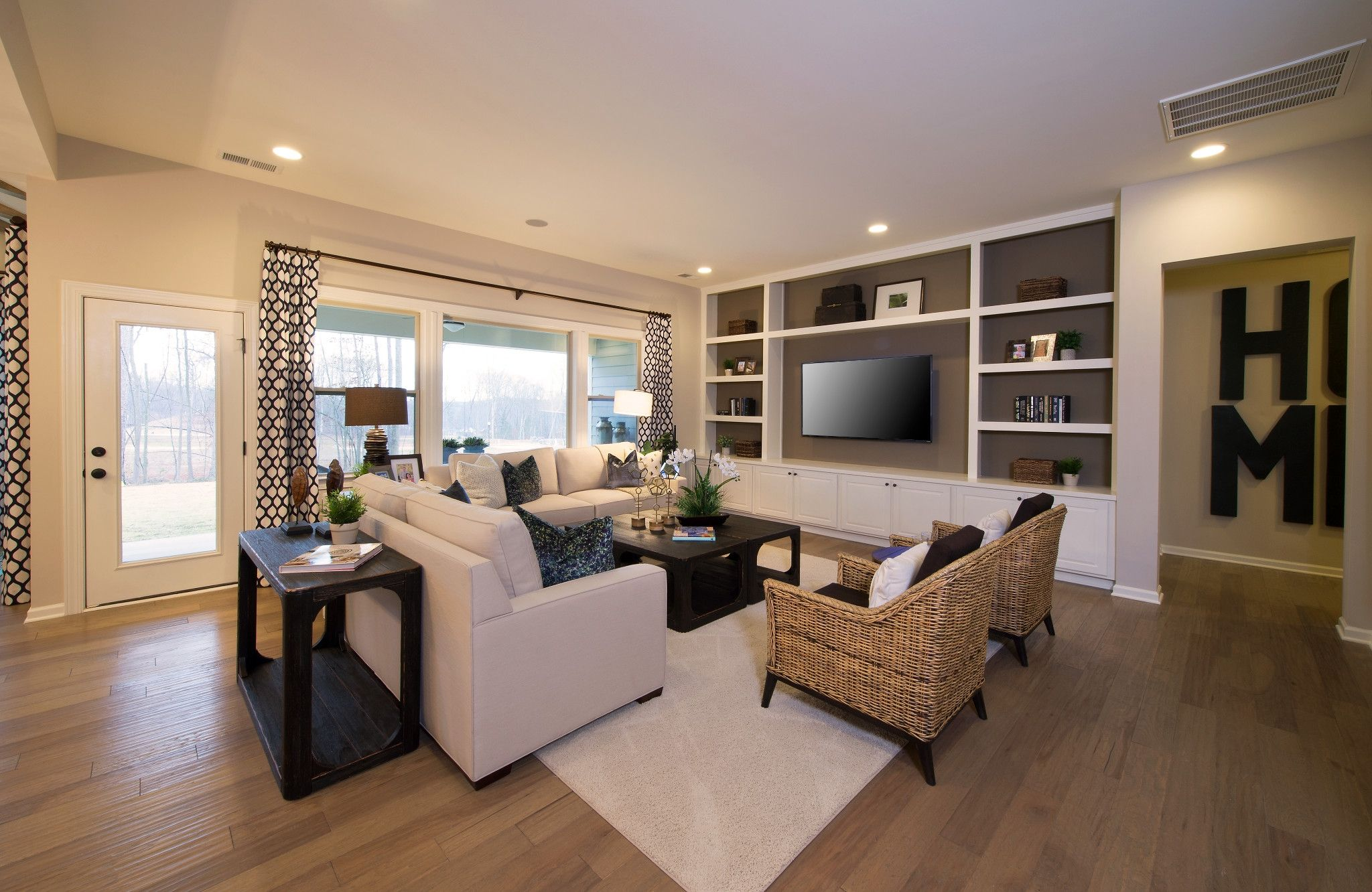 Living Area featured in the Everett By Shea Homes in Charlotte, NC