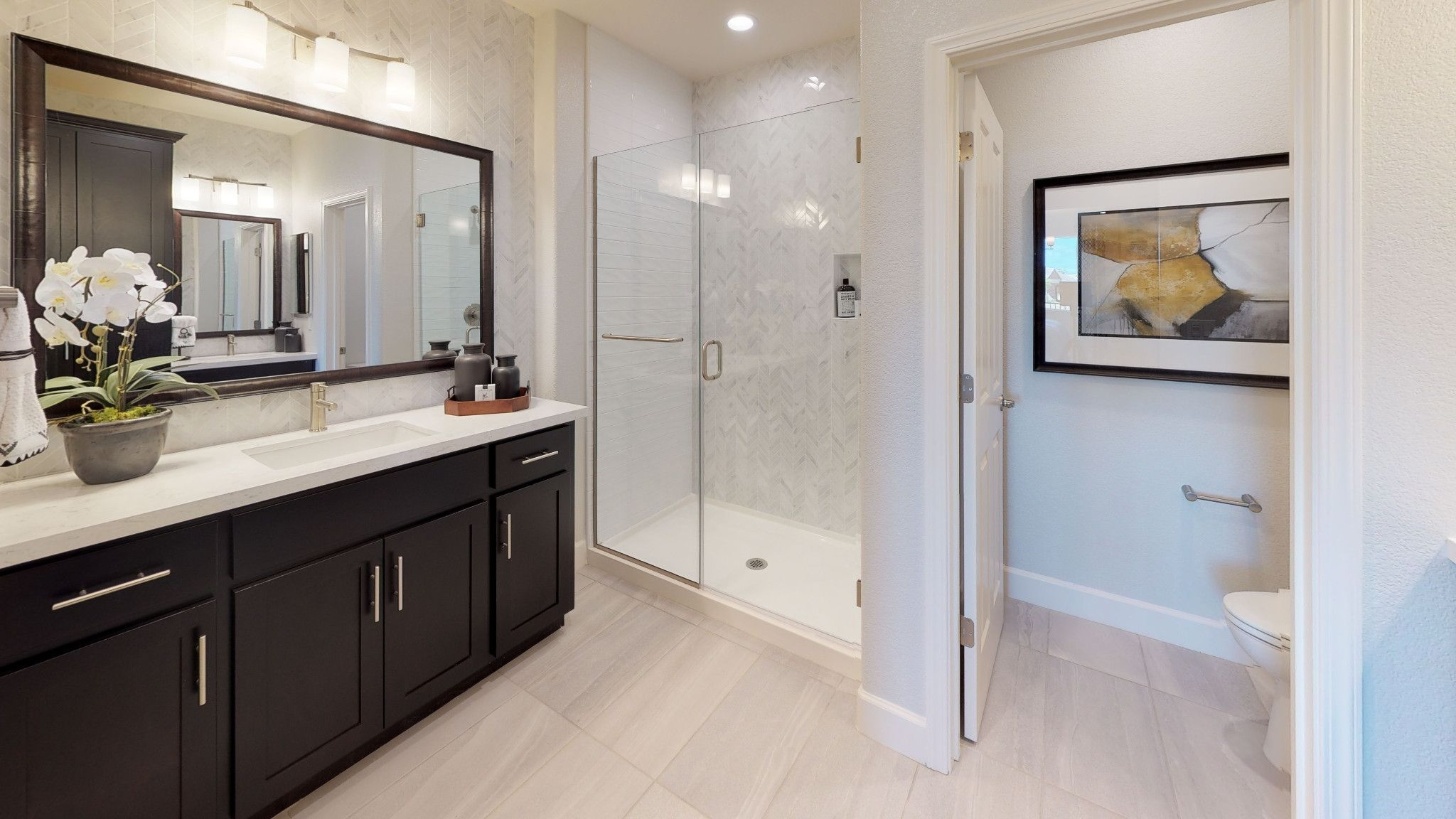 Bathroom featured in the Aria with Loft By Shea Homes - Trilogy in Oakland-Alameda, CA