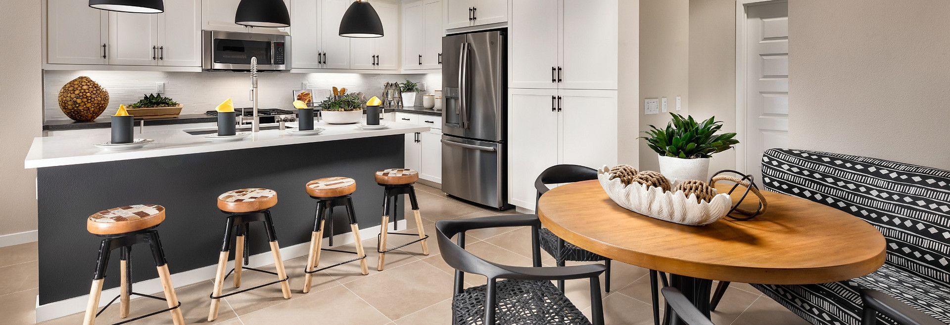 Kitchen featured in the Plan 2 By Shea Homes in San Diego, CA