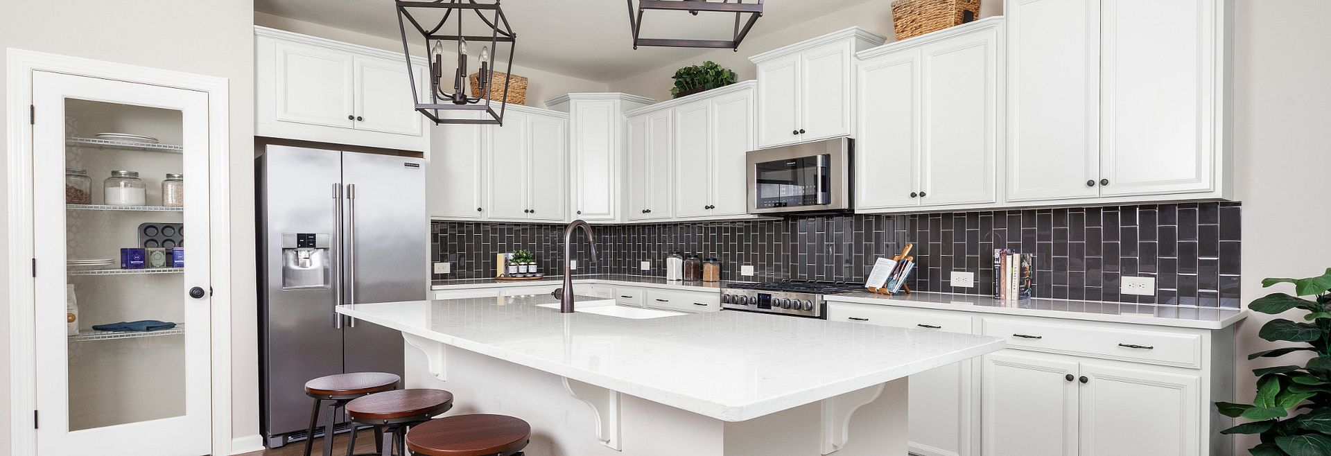 Kitchen featured in the Everett By Shea Homes in Charlotte, NC