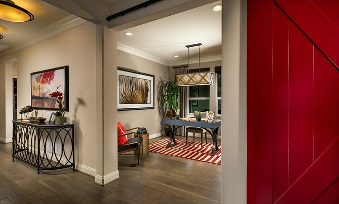 Living Area featured in the Monterey By Shea Homes - Trilogy in San Luis Obispo, CA
