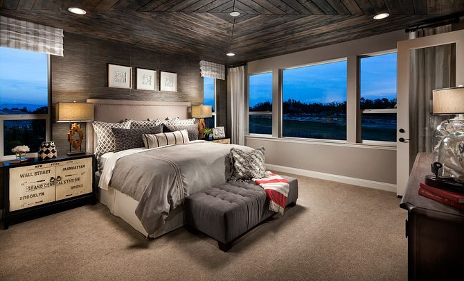 Bedroom featured in the Monterey By Shea Homes - Trilogy in San Luis Obispo, CA