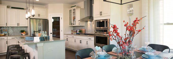 Redwood plan Kitchen & Breakfast:Redwood Plan Kitchen & Breakfast