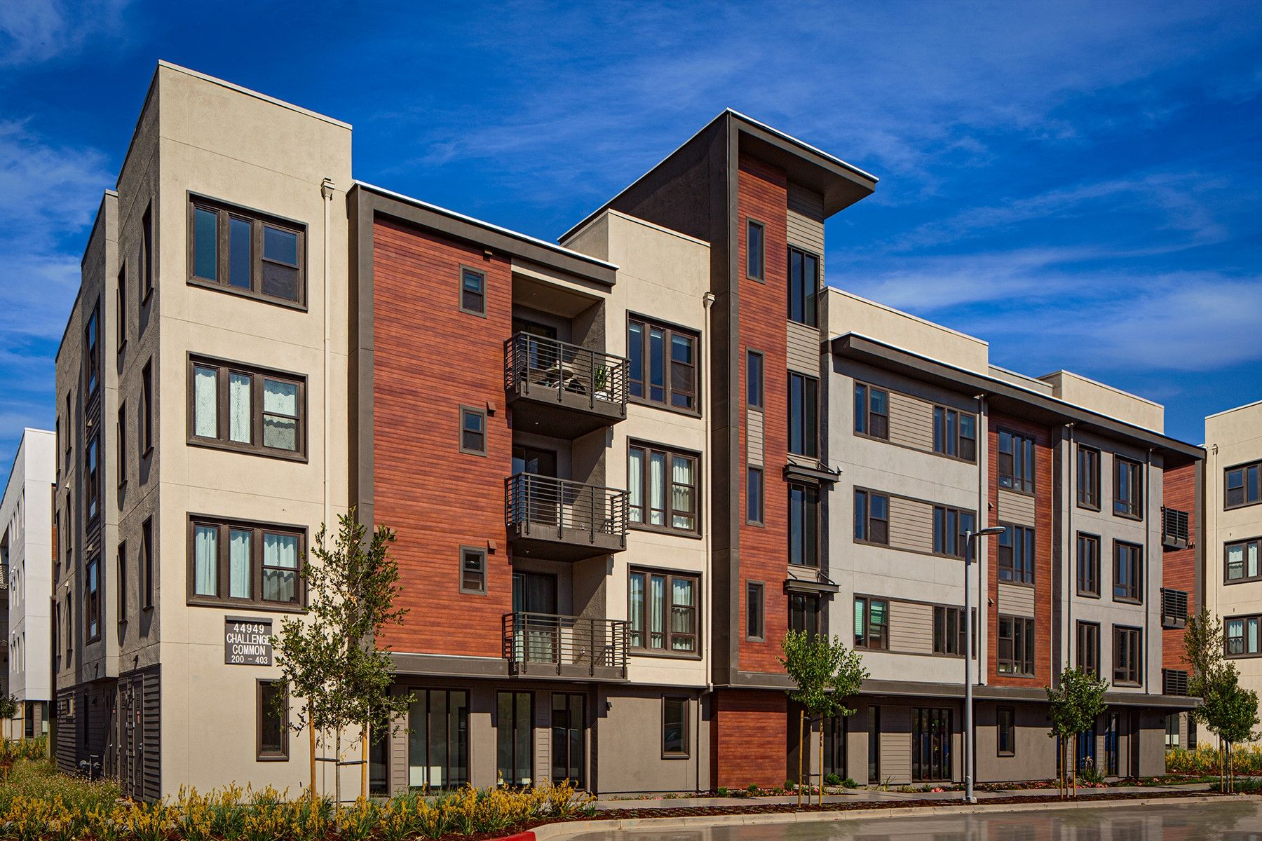 Exterior featured in the Plan 3 By Shea Homes in Oakland-Alameda, CA