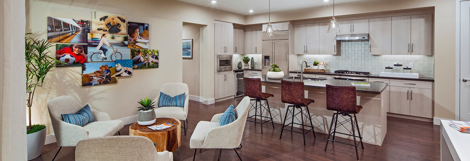 Kitchen featured in the Plan 1 By Shea Homes in Oakland-Alameda, CA