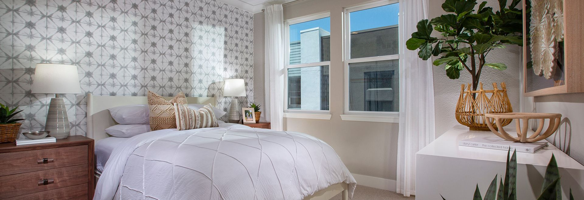 Bedroom featured in the Plan 2 By Shea Homes in Oakland-Alameda, CA