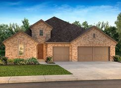 Plan 5029 - Del Bello Lakes 60 Series: Manvel, Texas - Shea Homes