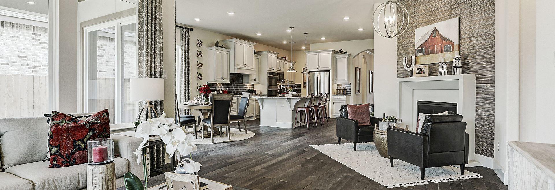 'Meridiana 50 Series' by Shea Homes - Family - Houston in Houston