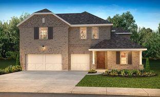 Plan 5049 - Sienna 65 Series at Village of Sienna Oaks: Missouri City, Texas - Shea Homes