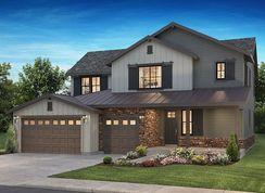 5051 Waterton - Trails Edge at Solstice: Littleton, Colorado - Shea Homes