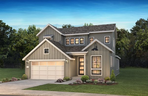 Solstice Harmony Serenity Plan Exterior A:Serenity: Modern Farmhouse