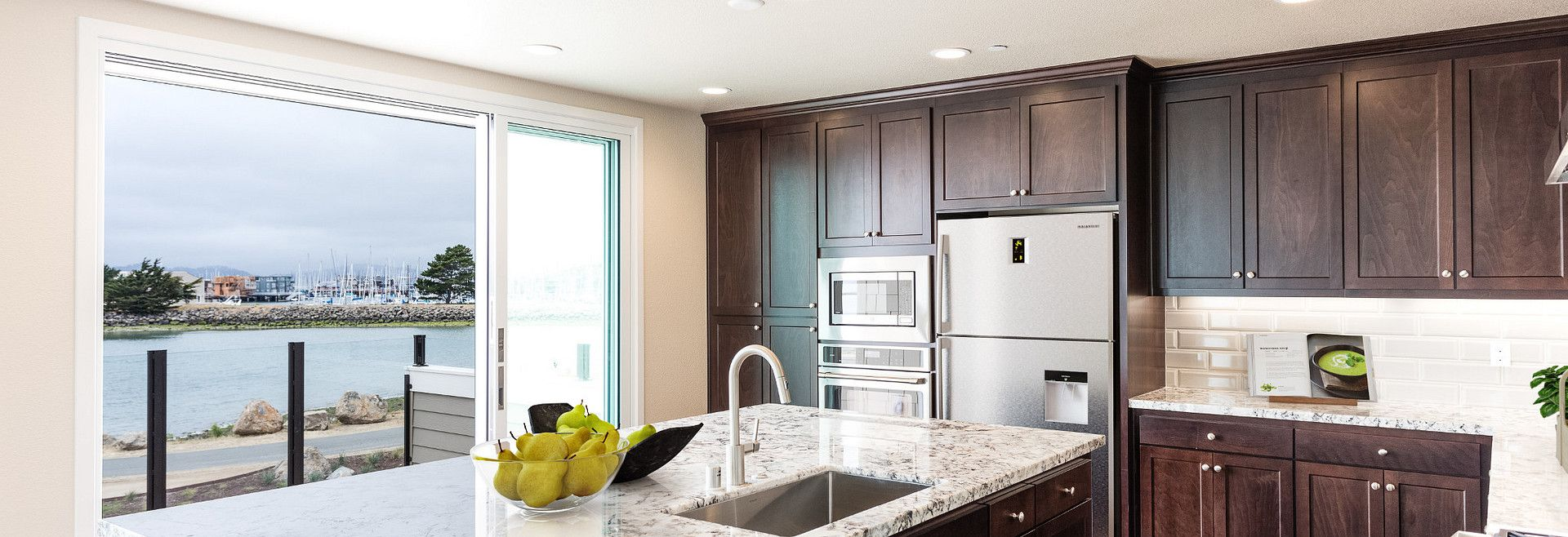 Kitchen featured in the Plan 2B By Shea Homes in Oakland-Alameda, CA