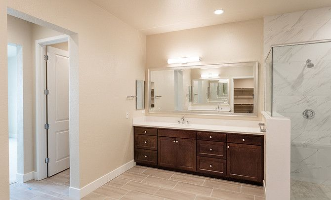 Bathroom featured in the Plan 2B By Shea Homes in Oakland-Alameda, CA