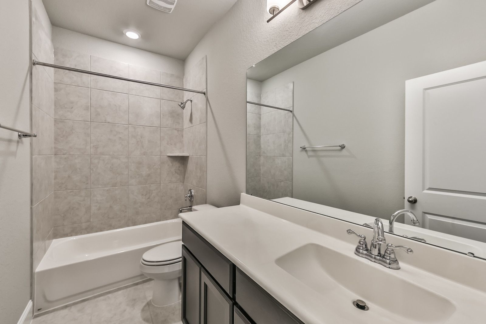 Bathroom featured in the Plan 4029 By Shea Homes in Houston, TX