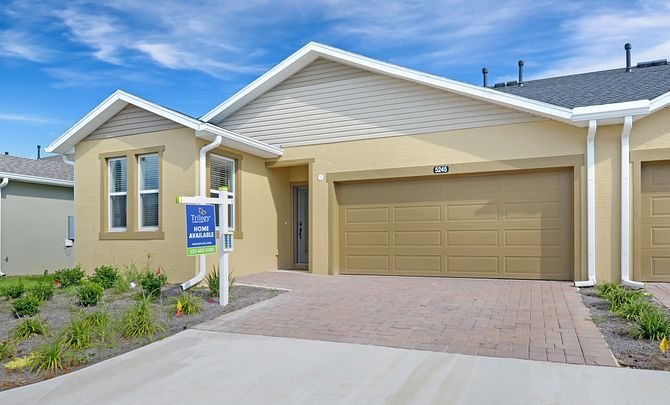 Trilogy at Ocala Preserve Quick Move-In Home Aria:Exterior