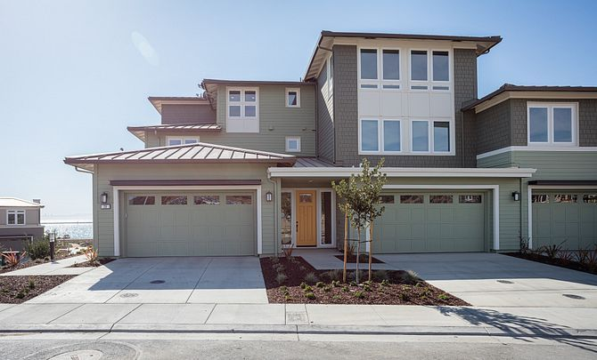 Exterior featured in the Plan 4E By Shea Homes in Oakland-Alameda, CA