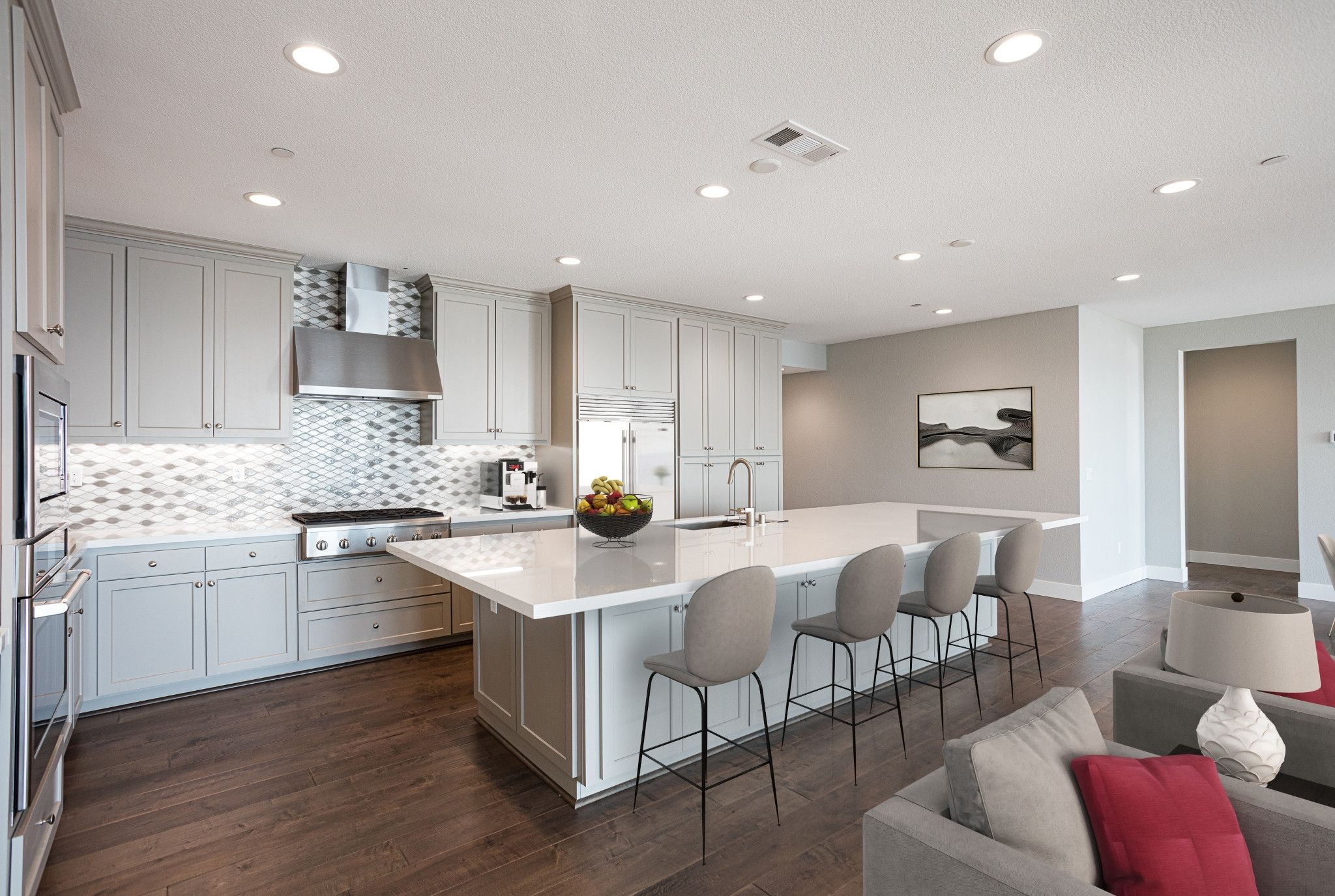 Kitchen featured in the Plan 4E By Shea Homes in Oakland-Alameda, CA